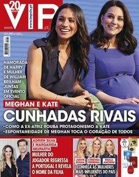 capa VIP de 6 março 2018