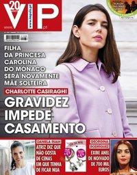 capa VIP de 7 maio 2018