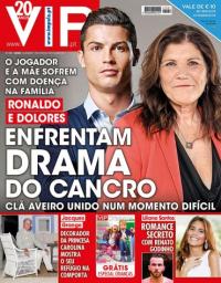capa VIP de 8 setembro 2017