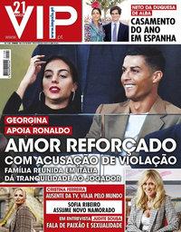 capa VIP de 8 outubro 2018