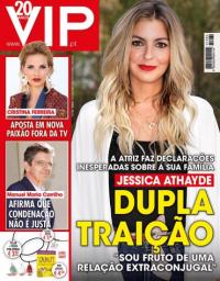 capa VIP de 8 novembro 2017