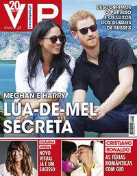 capa VIP de 9 julho 2018