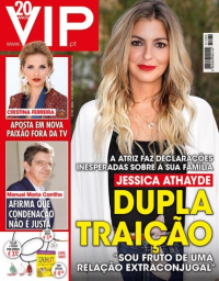 capa VIP de 9 novembro 2017