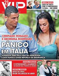 capa VIP de 10 setembro 2018
