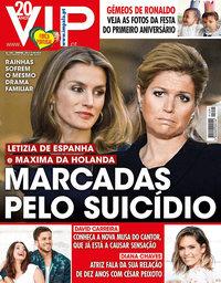 capa VIP de 11 junho 2018