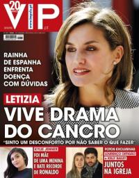 capa VIP de 11 fevereiro 2018