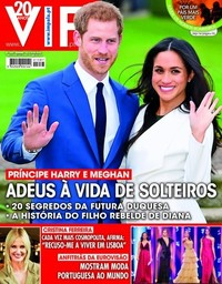 capa VIP de 12 maio 2018