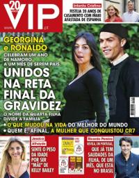 capa VIP de 12 outubro 2017