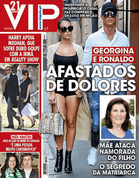 capa VIP de 13 agosto 2018