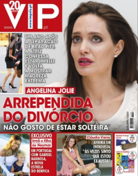 capa VIP de 13 setembro 2017