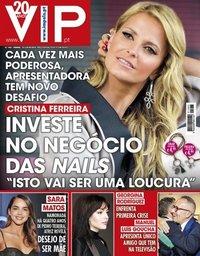 capa VIP de 14 abril 2018