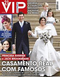capa VIP de 15 outubro 2018