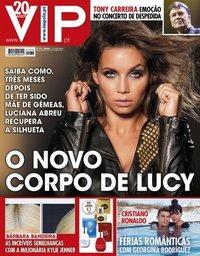 capa VIP de 17 março 2018