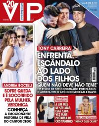 capa VIP de 17 setembro 2017