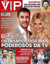 capa VIP de 17 setembro 2018