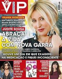 capa VIP de 21 abril 2018