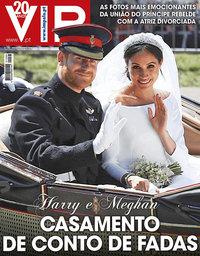 capa VIP de 21 maio 2018