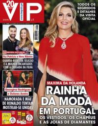 capa VIP de 22 outubro 2017