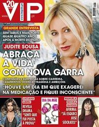 capa VIP de 23 abril 2018