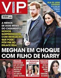 capa VIP de 24 março 2018