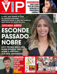 capa VIP de 24 setembro 2017