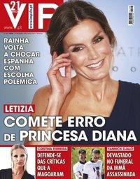 capa VIP de 24 setembro 2018