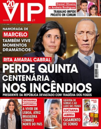 capa VIP de 24 outubro 2017