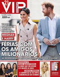 capa VIP de 27 agosto 2018