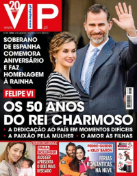 capa VIP de 28 janeiro 2018