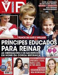 capa VIP de 30 abril 2018