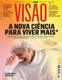 capa Visão de 1 março 2018