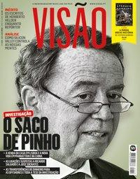capa Visão de 3 maio 2018