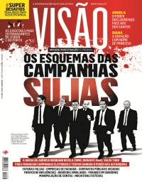 capa Visão de 3 setembro 2017