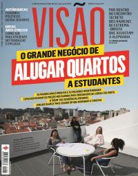 capa Visão de 3 outubro 2017