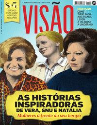 capa Visão de 3 outubro 2018