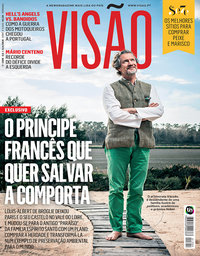 capa Visão de 5 abril 2018