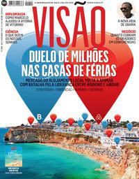 capa Visão de 5 julho 2018