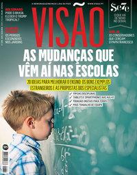 capa Visão de 5 setembro 2018