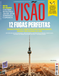 capa Visão de 5 novembro 2017