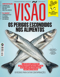 capa Visão de 6 junho 2018