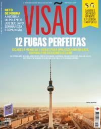 capa Visão de 7 novembro 2017