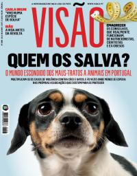 capa Visão de 8 janeiro 2018