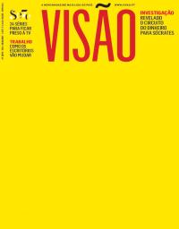capa Visão de 8 setembro 2017