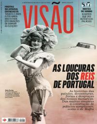 capa Visão de 8 dezembro 2017