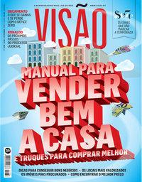 capa Visão de 10 outubro 2018