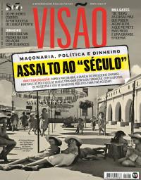capa Visão de 11 janeiro 2018