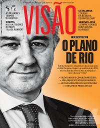 capa Visão de 11 outubro 2017