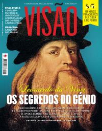 capa Visão de 11 novembro 2017