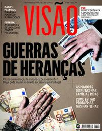 capa Visão de 12 abril 2018