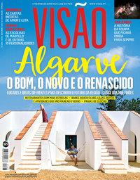 capa Visão de 12 julho 2018
